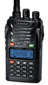 Портативные рации (радиостанции) Wouxun